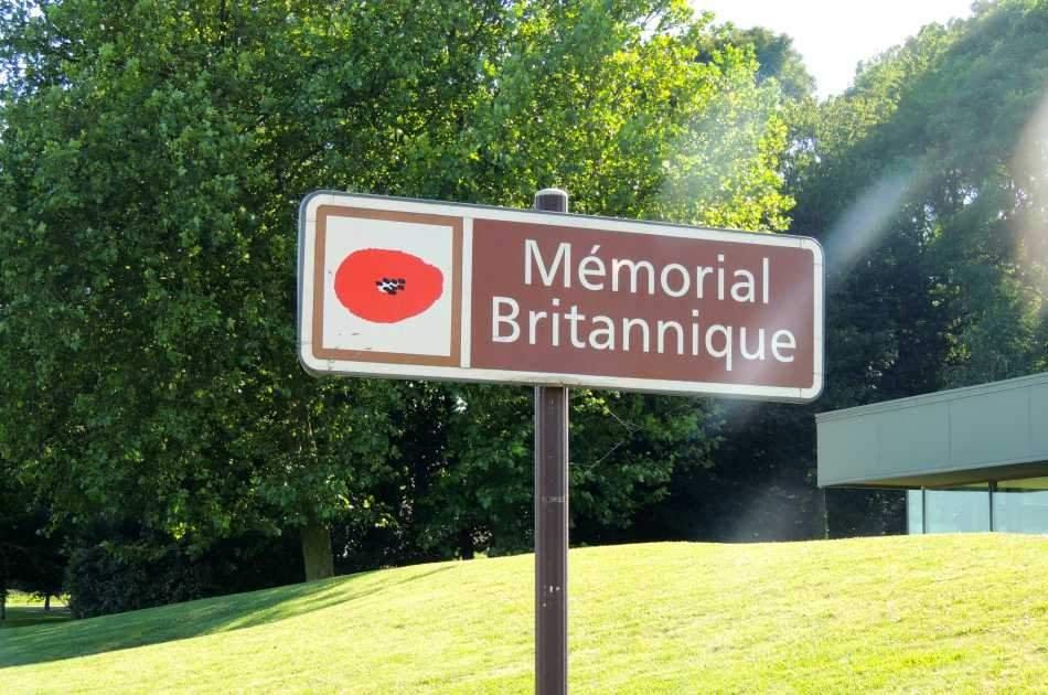 Guided Somme Battlefields Tour, visit the Australian John Monash Center, small group
