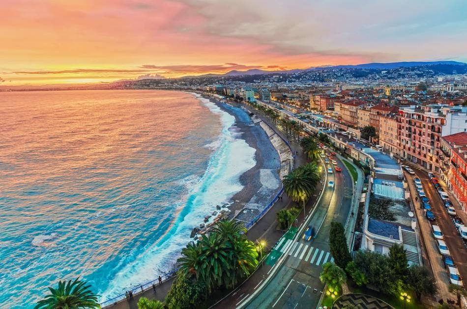 Package Segway Tour and Mini Van Tour of Cannes