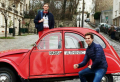 Paris By Day in a Vintage car - Mythic Tour Tour (3 hours)
