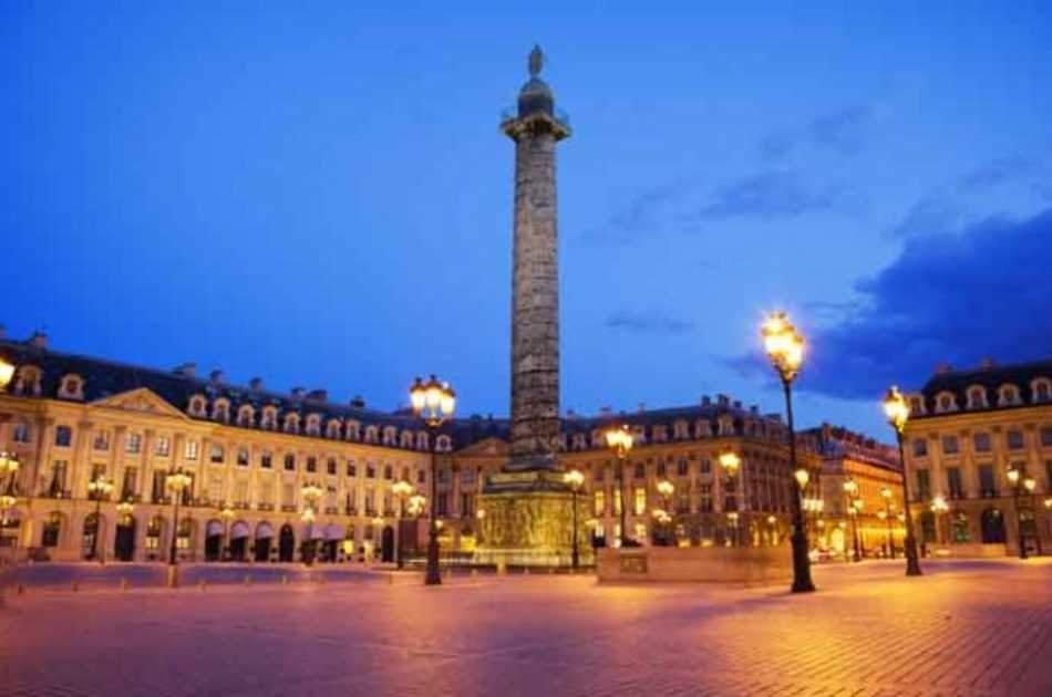 Paris by Night: City Tour, Cruise, Skip-the-line Eiffel Tower – Night tour