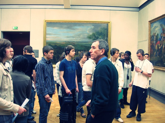 Guided Private Tours of Paris and Louvre Highlights