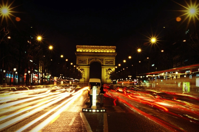 Private Night Tour in Paris City of Lights