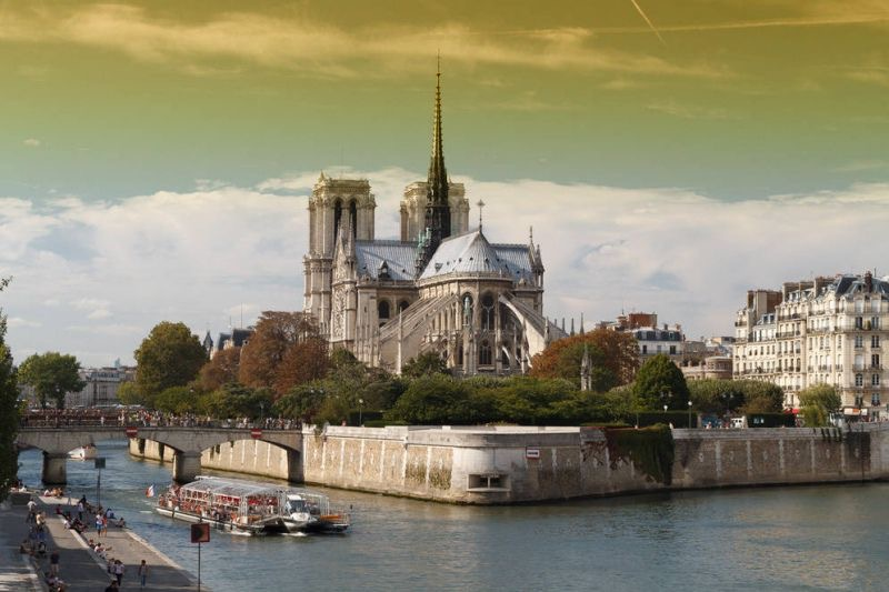Fullday Magical Private Paris Guided Tours
