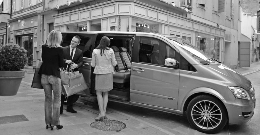 Private Professional Chauffeur Service Paris