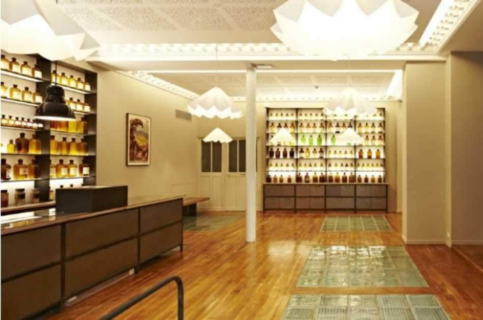 Perfumer's Apprentice Workshop with Fragonard