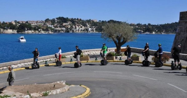 Private 3 Hour Segway Tour of Nice - Villefranche-sur-Mer