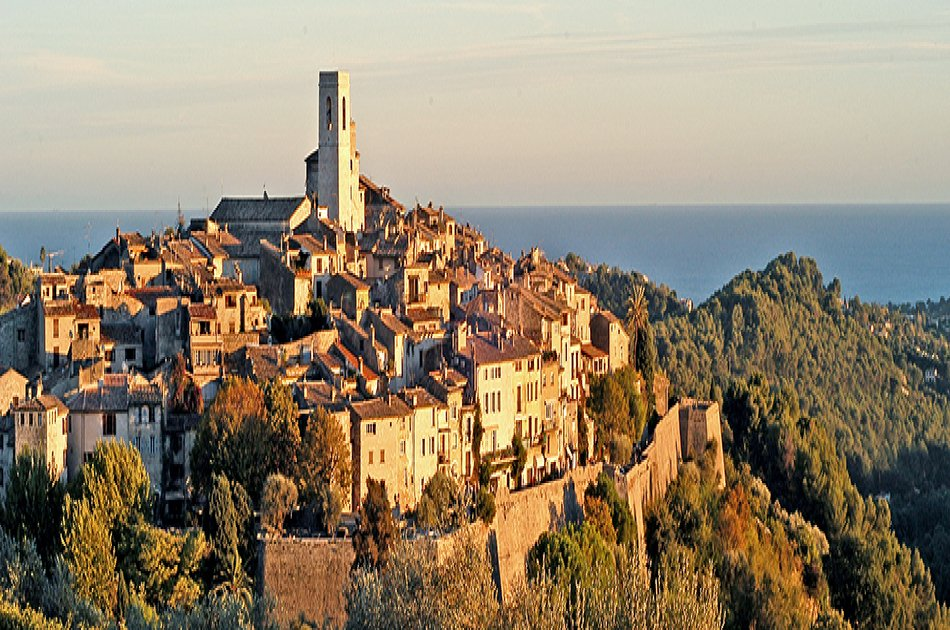 Private Day Tour On The Country Side of The French Riviera