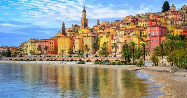 Private Full Day Tour Menton and Italian Markets