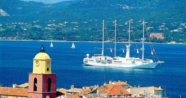 Private Full Day Tour Of Saint-Tropez and Port Grimaud