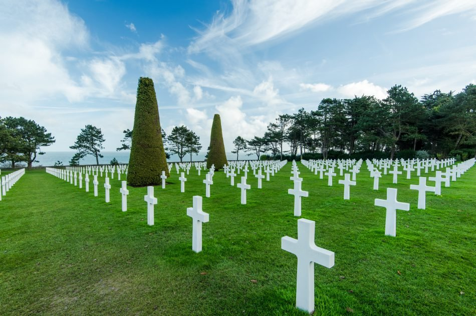 Private Tour to Normandy D-Day Beaches from Paris