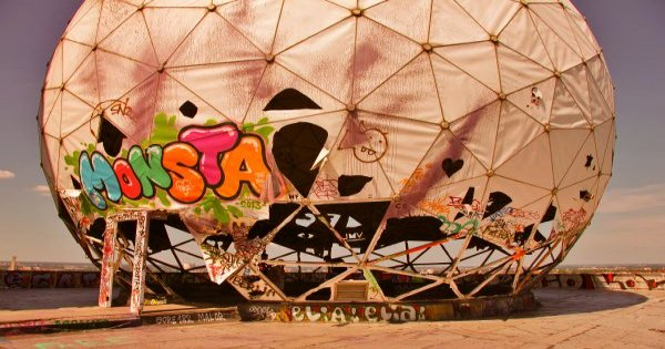 Berlin Cold War Teufelsberg Guided Tour