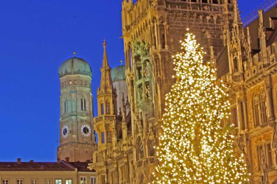 Christmas Market Food Tour Munich