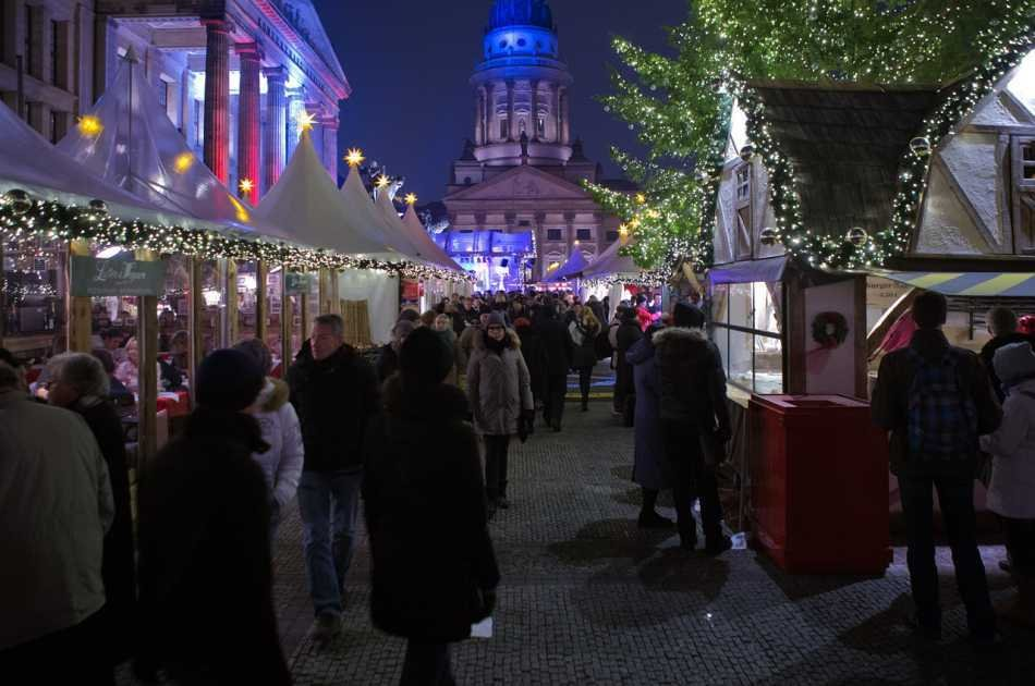 Christmas Markets 2020 Private Food Tour