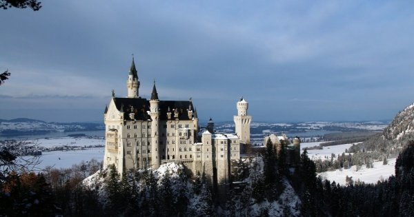 Fairytale Castles Tour in Bavaria