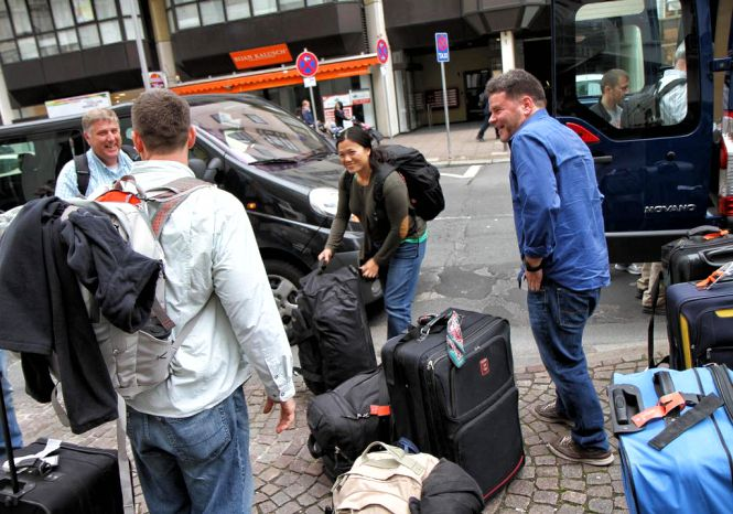 Private Frankfurt Airport Transfer
