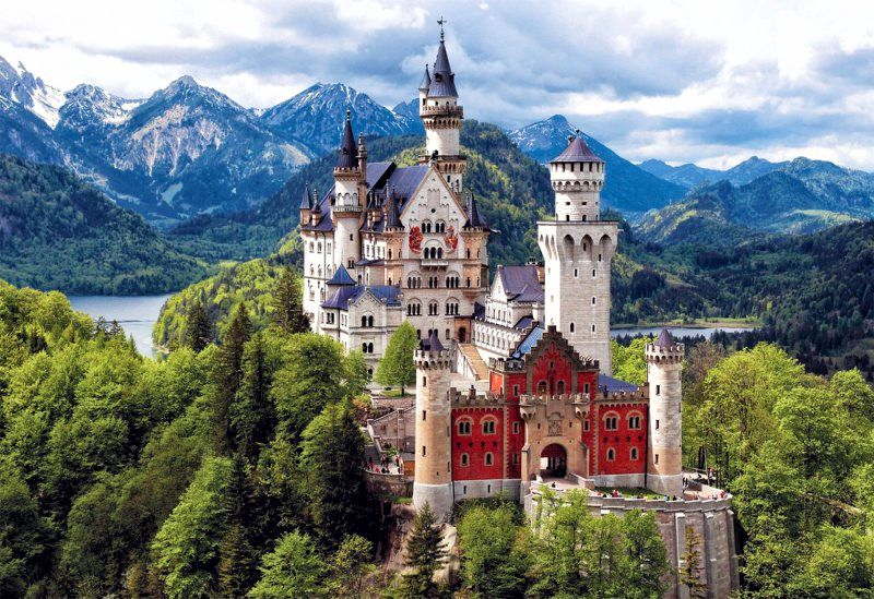 Munich Neuschwanstein Castle Tours