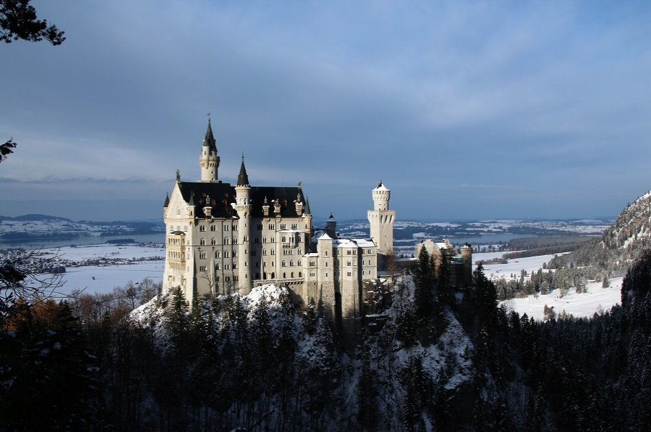 The All in One 2 Day Private Tour From Munich