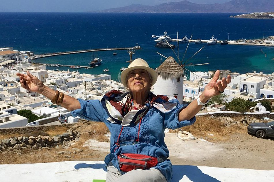 4 Hour Small Group Tour of Mykonos