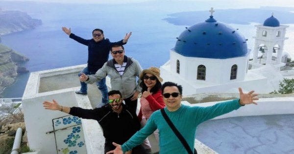 Private Custom Shore Excursions of Santorini