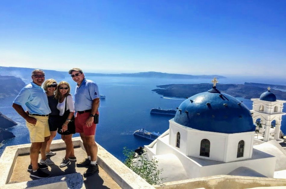 Private Custom Shore Excursions of Santorini