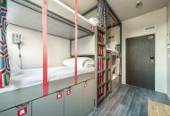 Bed in 4-Bed Mixed Superior Dormitory Room