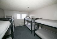 Bed in 8 Bed Female Dormitory Room