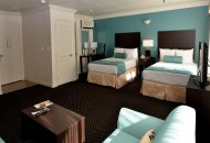 Monarch One Bedroom Suite  Two Double Beds