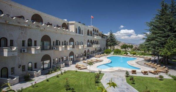 Uchisar Kaya Hotel Cappadocia