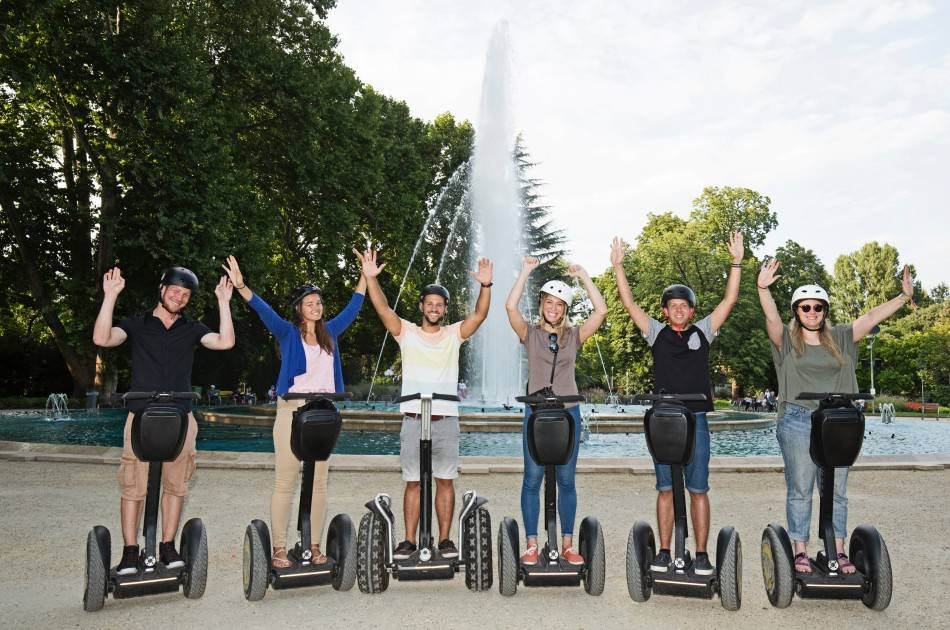 Budapest City Park 1 Hour Segway Tour