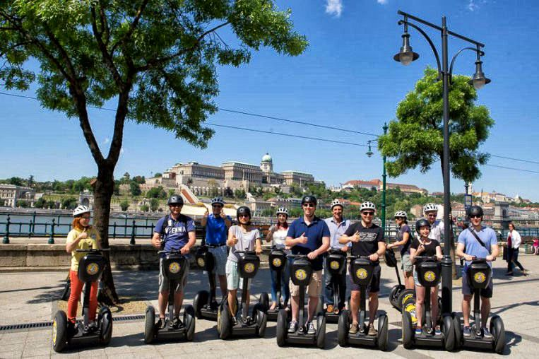 Private Budapest Segway Tour  An Unforgettable Budapest Ride