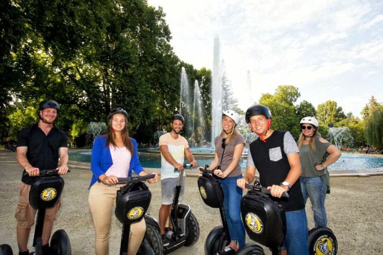Private Budapest Segway Tour - An unforgettable Budapest ride!