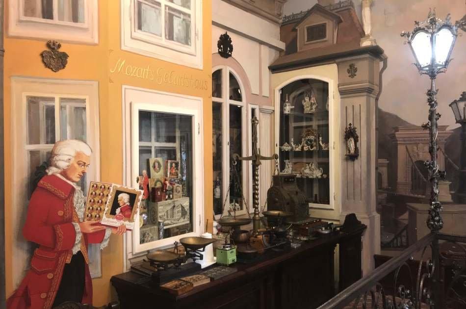 Chocolate Museum - Tasting Program in English