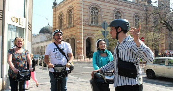 City Center Segway Tour Budapest