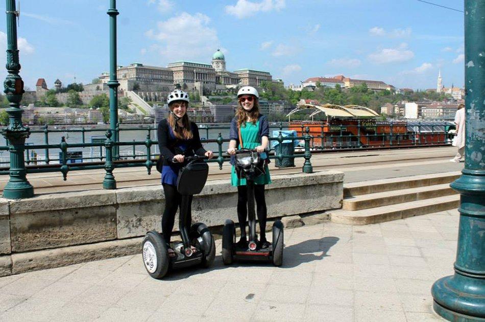 City Center Segway Tour Budapest