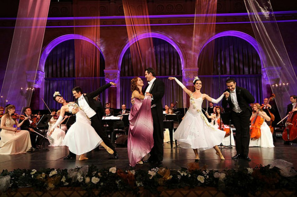 Gala Concert and Dinner & Cruise in Budapest