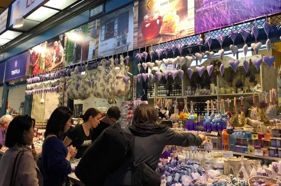 Great Market Hall Culinary Tour