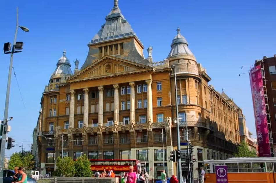Half Day Highlight Tour of Budapest