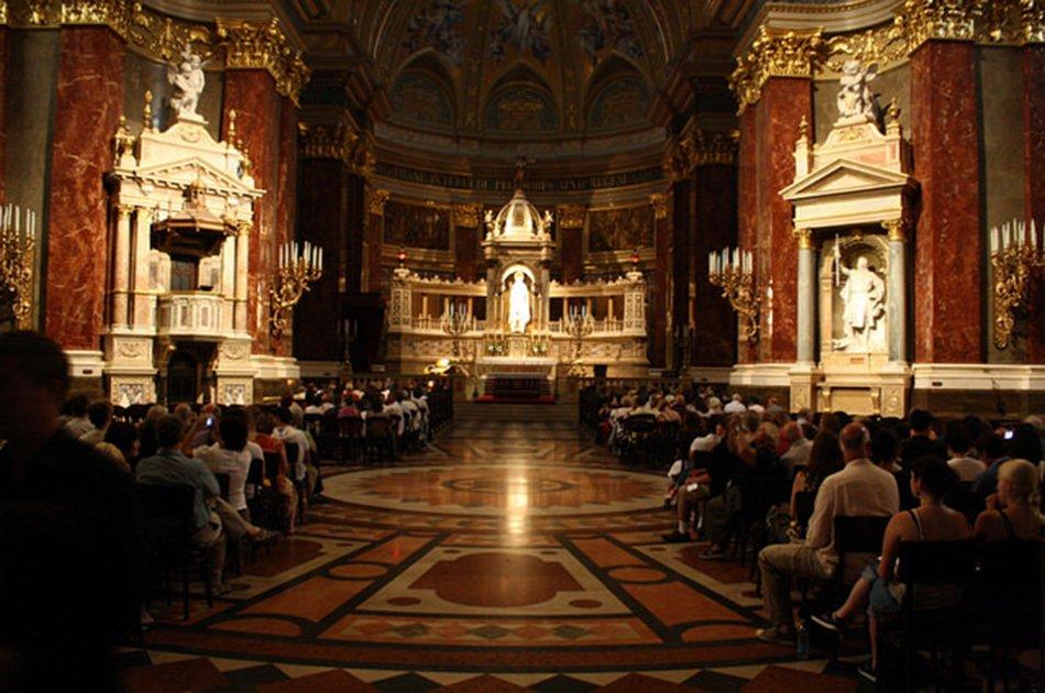 Organ Concert in Budapest
