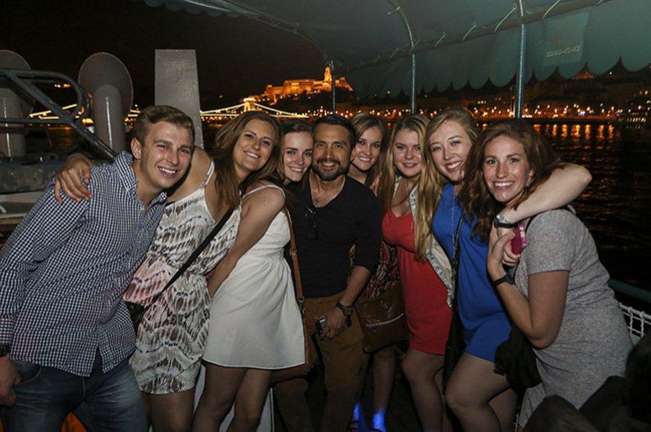 Party & Cruise - Pub Crawl (optional) - Budapest
