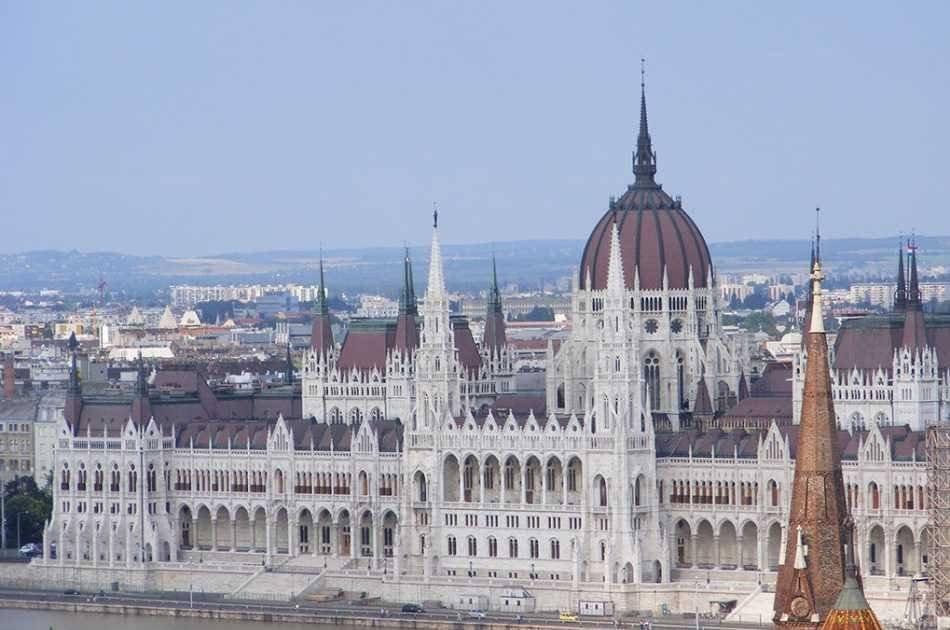 Private 5 Hour Budapest City Tour