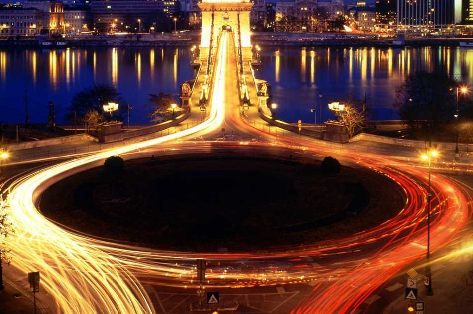 Private Budapest by Night
