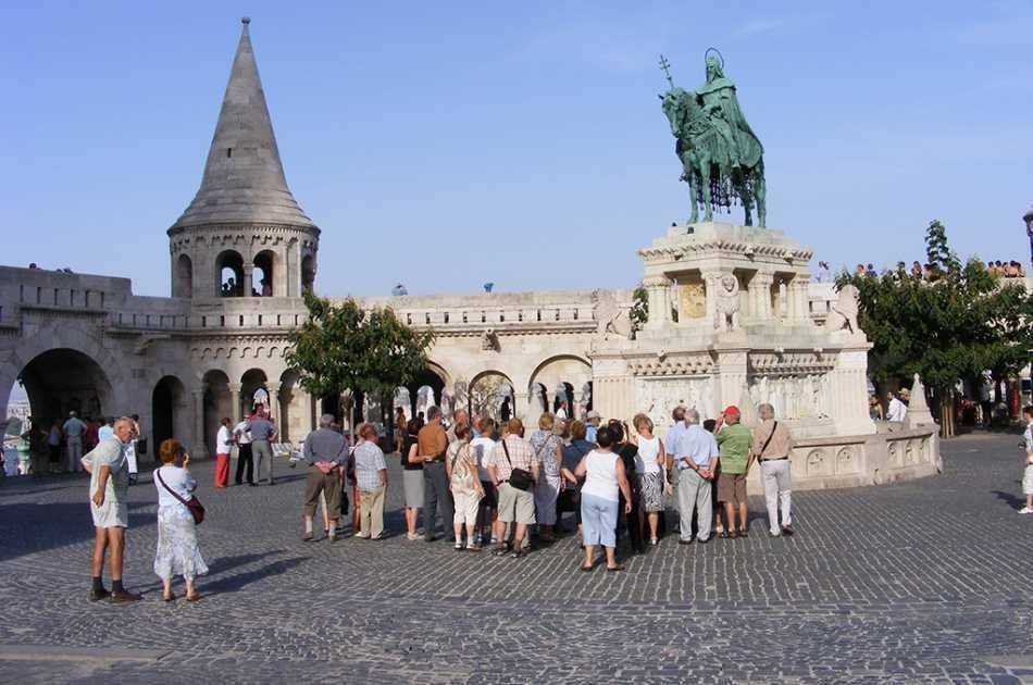 Private Budapest Walking Tour