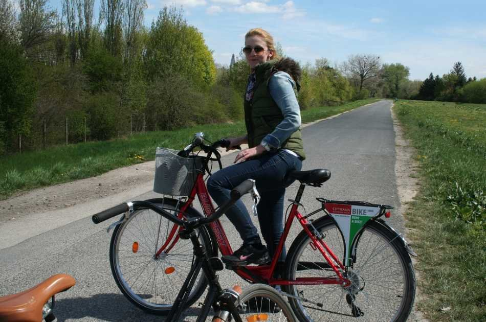 Private City Tour By Bike