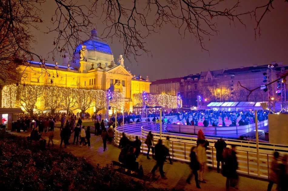 Zagreb Christmas Market Visit