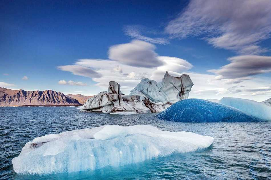 2 Day South Coast & Jökulsárlón Glacier Lagoon Tour