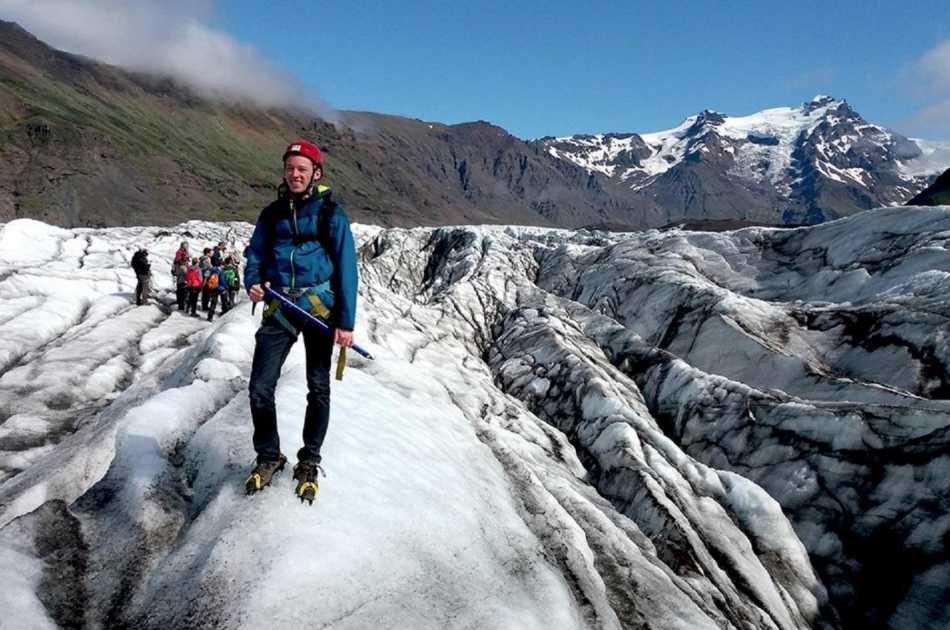 2 Day South Coast, Glacier Lagoon & Glacier Hike