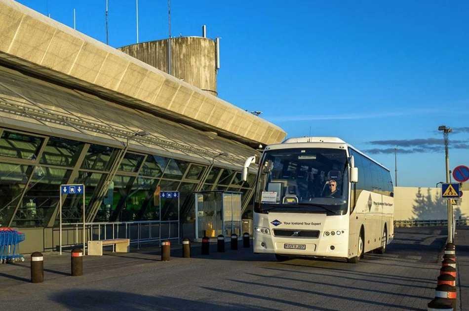 Airport Transfer Roundtrip KEF to Reykjavik Terminal