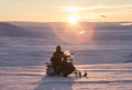 Golden Circle Super Jeep Tour With Snowmobile