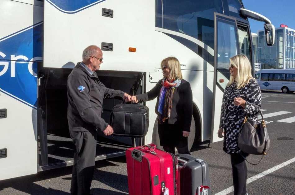 Keflavik Airport to Reykjavík With Hotel Drop Off