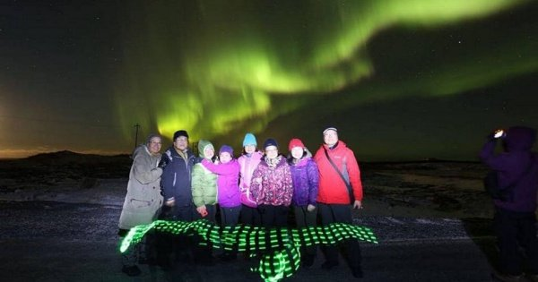 Northern Lights Private Hunting  From Reykjavik